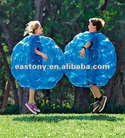 inflatable buddy bumper ball