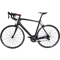 Best quality! Custom painting supre light weight 700C carbon fiber road bikes for sale