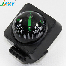 Wholesale Plastic Adhesive Base Ball Car Compass
