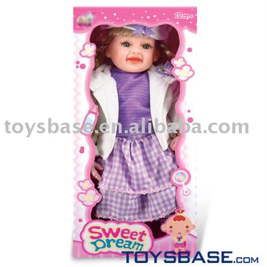 24' Sepsking doll with Multilingual pronunciation