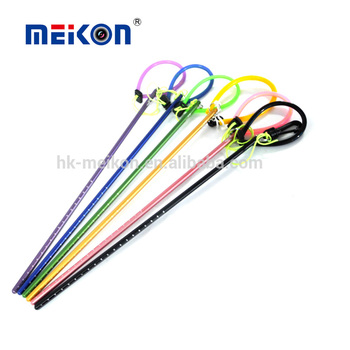 Meikon Scuba Diving 38CM Aluminum Lobster Tickle Pointer Stick with Measurement & Lanyard
