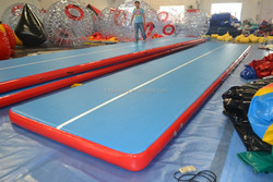 Inflatable air track gymnastics, inflatable air track, inflatable air tumble track