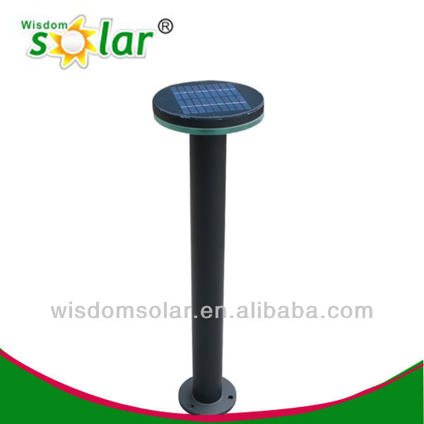 modern led solar outdoor lamp for yard/garden/square light