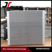 OEM Air Compressor Radiator Aluminum Radiator Manufacturer