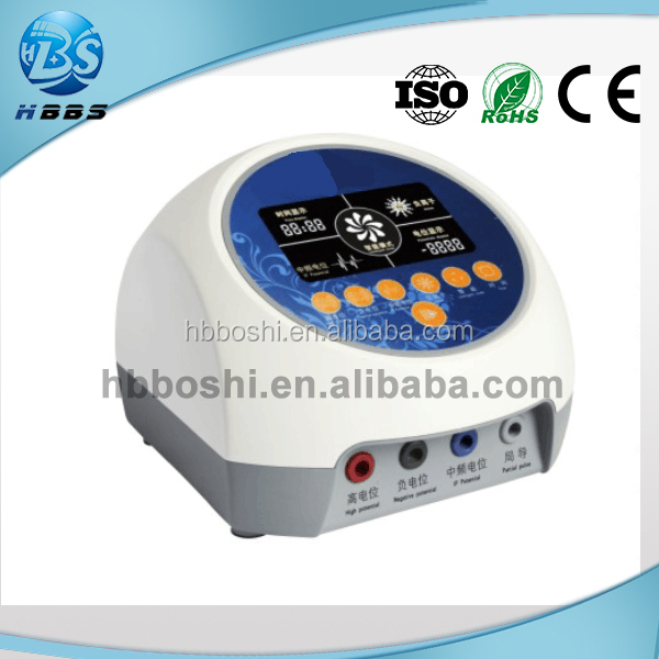 2017 China factory offer electrical physical therapy vibrators for old man health care