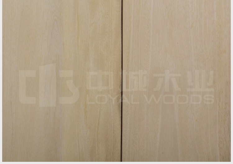 Cheap wood veneer decorative embossed designs Primavera Crown AA wood veneer