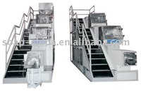 Triplex Vacuum Plodder (soap making machines)(toilet soap machines)