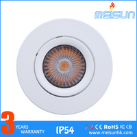 Latest Adjustable Recessed COB 7w 10w Led Spot Ceiling Light For Kitchen