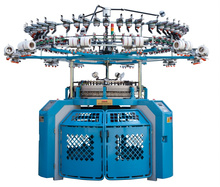 High speed Single Jersey Computerized Terry Needle Jacquard Circular Knitting Machine SJTJS SJTJN