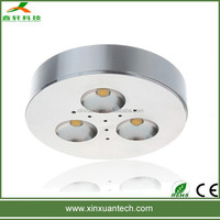 High quality plastic cover under cabinet light led under cabinet lighting