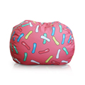 colorful lazy boy bean bag pink mini bag for kids