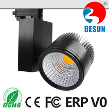 Besun Cob Led Track Light 30W Cob Track Light, 30W Led Track Light Rail 3Phase