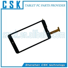 "DH0607A1-FPC162-V01 DATA COOD FHX Black 7""inch tablet capacitive touch screen touch digitizer for good repair price tablet scree"