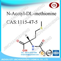 CAS:1115-47-5 N-Acetyl-DL-methionine for Pharmaceuticals