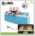 High frequency cabinet door frame press machine from factory