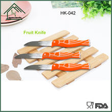 Disposable 12 pcs solingen stainless steel blade peeling knife