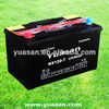 12V80AH Super Long Life Dry Charged Lead Acid Battery For Bosch Car NX120-7