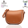 2018 7438 Best selling products Guangzhou wholesale designer fashion small women leather bag with flap