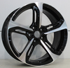 replica alloy wheel 5x112, aftermarket wheel rim made in china 00504