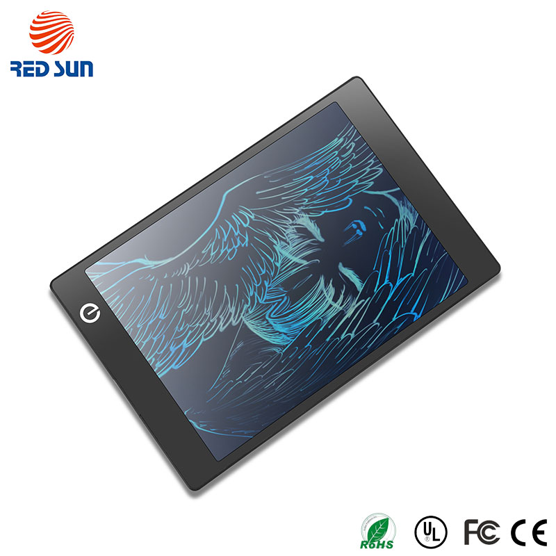 Multi Color Writing High Brightness 9.7 Inch Lcd Ewriter Erasable Memo Pad