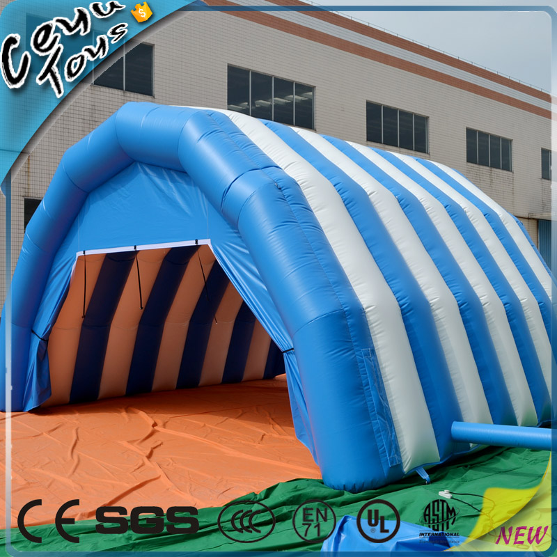 Large Inflatable Air Tent Temporary Storage Tent
