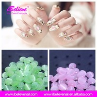 Personal Beauty Care Fashion Design Rhinestone Nail Decoration Acrylic Cat Eyes Stone