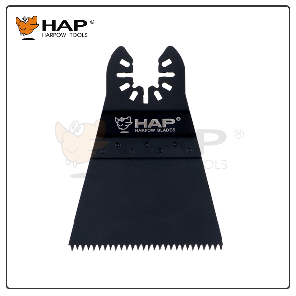 Hard wood sawing blade sheet metal oscillating multi tool blade