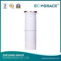 D125 x 4000mm Polyester Filter Bag Bag Filter Gas Disposal