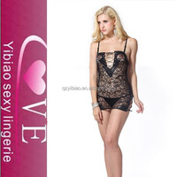 Mature Women Midnight Transparent Temptation Lace Sexy Sheer Hot Photo Mature Ladies Sexy Underwear Lingerie Baby Doll