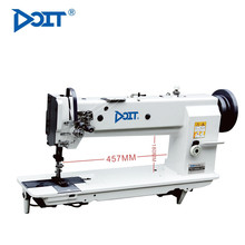 DT 4420HL-18 long-arm single/double needles compound-feed industrial flat lock sewing machine price