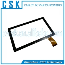 "RYHC019FPC-V0 Black 7""inch tablet capacitive touch screen touch digitizer for good repair price tablet screen"