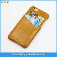 Latest arrival strong packing for iphone 5 leather case from direct factory