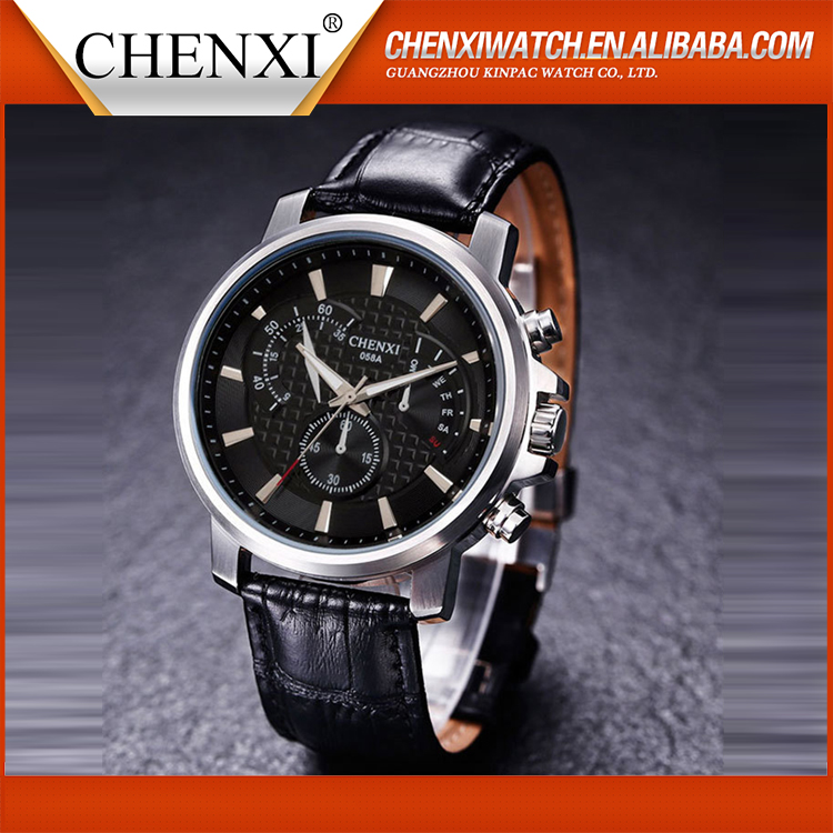 Best Toys For 2015 Christmas Gift China Watch Leather Watch,Watch Leather,Fashion Leather Watch