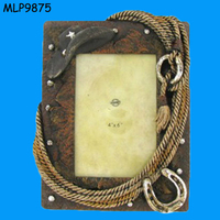 China Wholesale Western Style Rope New Photo Frame