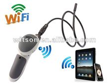 W3-CMP3813WX wifi endoscope borescope 9.8mm camera ipad iphone surveillance