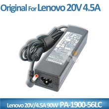 Original us to eu adapter for lenovo PA-1900-56LC 90w 20v 4.5a ac adapter