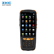 ZKC PDA3503 Qualcomm Quad-core 4G Outdoor Industrial PDA Terminal Handheld Computer with Android OS