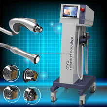 (New 3in1) Fractional RF best Cavitation Cooling System Beauty Machine