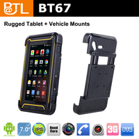 BATL BT67 SWT0783 quad core 1.3ghz mt6582 hd1270*820 waterproof tablet with gps system
