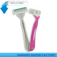 D318L straight shaving razors