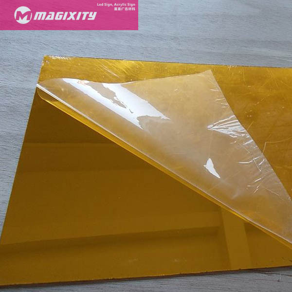 wholesale newest mirror acrylic sheet/acrylic sheet mirror/plastic mirror sheet