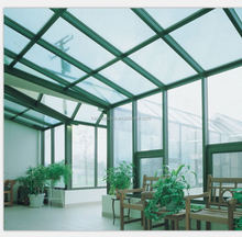 FACTORY Clear Tempered Laminated Glass for sunroom