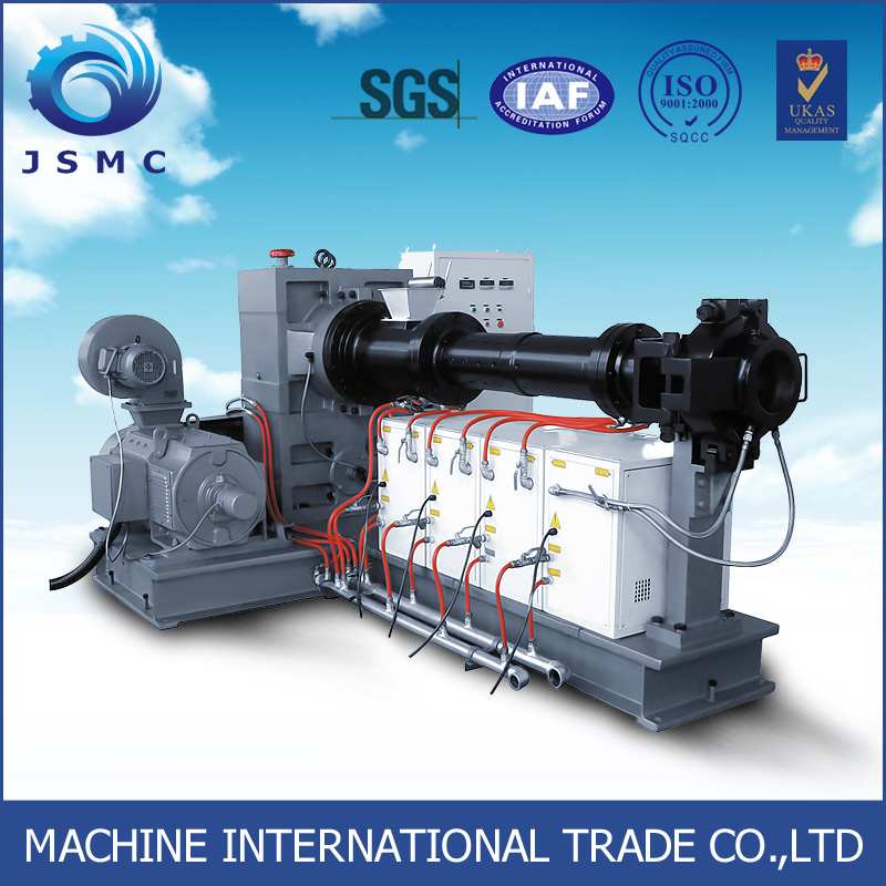 XJD series pin type silicone rubber extruder