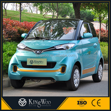 High speed pickup 4 wheel electric vehicle