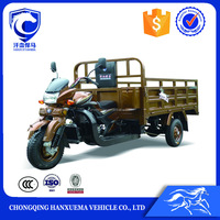 200cc cargo trike with Lifan engine open body for adults