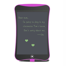 Digital writing pad, Drawing and writ2016 one touch clear ,New electric products cheap E-writer 9 inch writing board