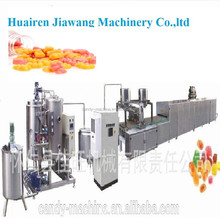 Automatic jelly candy making machine depositor production line