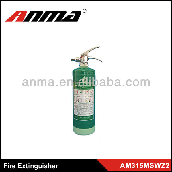 1A and 55B and C portable abc fire extinguisher 5kg