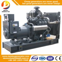Low price silent 30kw electric bio power generator