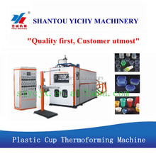 Factory price Automatic hydraulic disposable plastic cup molding machine